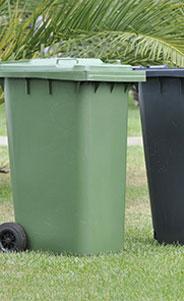 Conteneurs de déchets